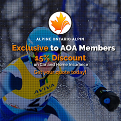 Aviva Insurance - Exclusive Discount to Alpine Ontario Alpin