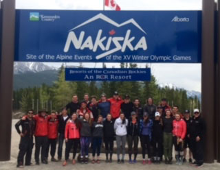 Ontario Ski Team Training Camp